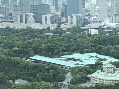 都心に泊まる。フォーシーズンズホテル東京大手町(2)