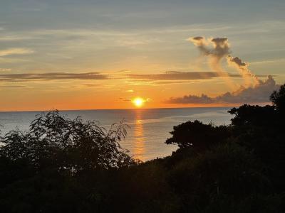 沖縄で久しぶりのSUPと釣り
