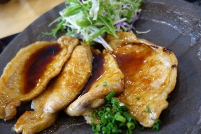 20210713 松本 昨日見かけたえぇ感じのお店にお昼をいただきに。しきで日替りと…また呑んで…