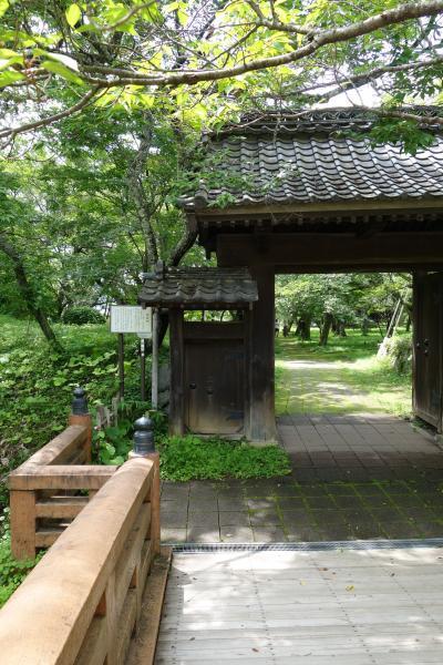 20210714-3 伊那 桜の季節ちゃうけど、高遠城址公園行ってみる