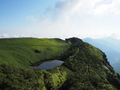 2021夏 ソロキャンプで四国(主に三嶺登山)