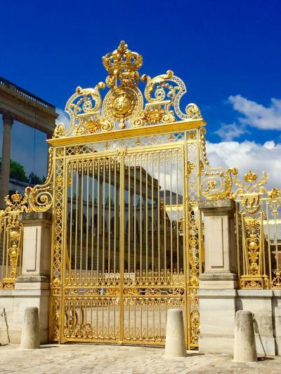 ☆ フランス~ヴェルサイユ宮殿 & ルーブル美術館 ☆