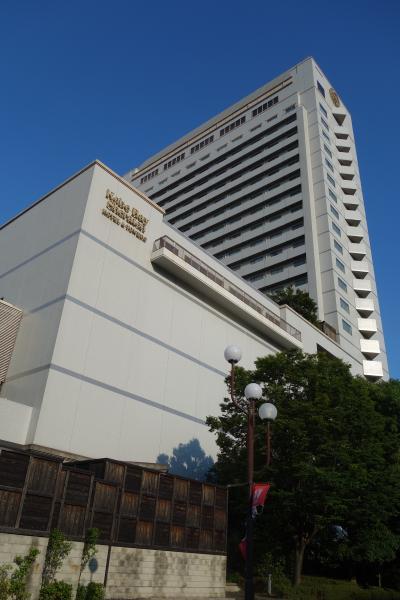 神戸で結婚式に出席 後泊で神戸ベイシェラトン ホテル&タワーズ