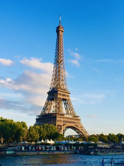 ☆ フランス〜Paris エッフェル塔 & 凱旋門 & サクレ・クール寺院 ☆