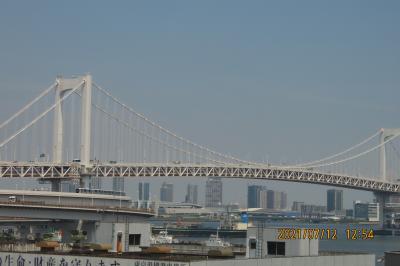 久し振りに福岡の旅をしました①東京羽田国際空港より出発