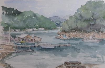 長崎・五島列島~歴史探訪とスケッチの旅 1 五島列島