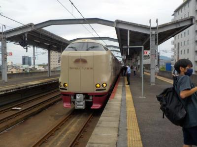 『サンライズ出雲』に乗るためだけの、東京~出雲市往復旅。