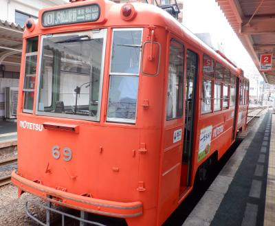 M JUL 2021  松山・・・・・⑥伊予鉄市内線