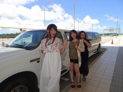 沖縄旅行、リムジン、グランピング、スイートルームの旅