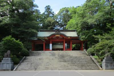 鹿島神宮へ参拝したらやはり香取神宮も!「香取神宮参拝記」