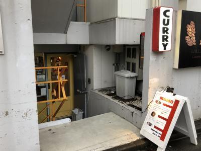 市ヶ谷発のカレー店「Café de momo」~原宿の伝説カレー店、GHEEの遺伝子を引き継ぐGHEE系カレーの人気店~