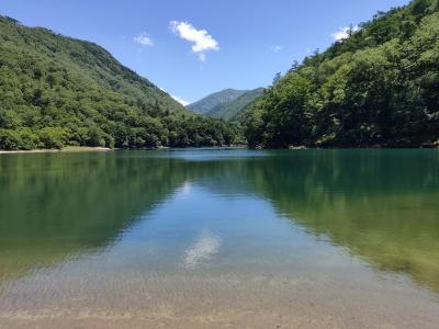 湯元から切込湖・刈込湖ハイキング