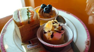 寝坊して食べられなかった朝食リベンジ。16年ぶりの「ウェスティンホテル東京」~エグゼクティブ クラブ ラウンジ篇~