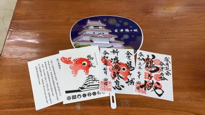 鶴ヶ城と乃木神社、そして斎藤一のお墓参りへ #kntr  一泊二日700キロドライブ旅行 新潟・会津若松 後編