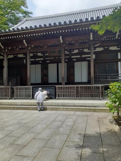 高幡不動尊参拝(3)日野は新選組土方歳三の故郷。