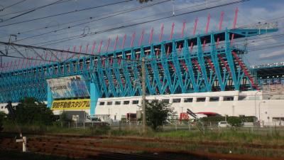 ゴンママの九州乗鉄の旅 1日目 下巻。