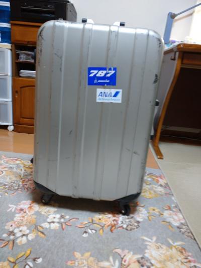 特別企画 新型コロナで海外旅行は現在NG なので、旅行で実際使ったスーツケースを検証してみた編