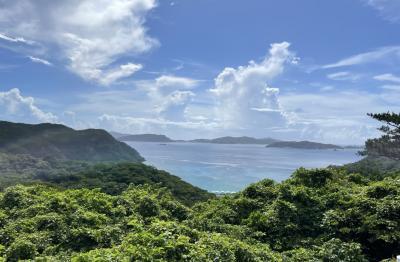 21SFCDIA防衛修行記5-那覇空港からバスとフェリーで60分で行ける楽園へ-