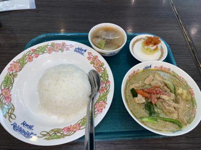イオン成田内 タイ料理のゲウチャイは