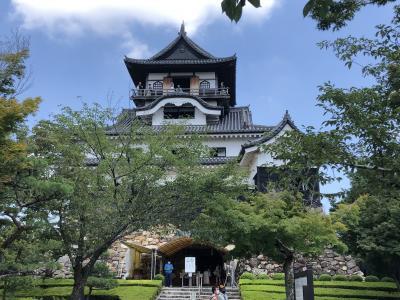 2021年07月 古城巡り 犬山城