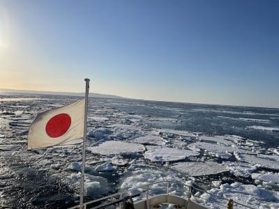 冬のひがし北海道 ひとり旅