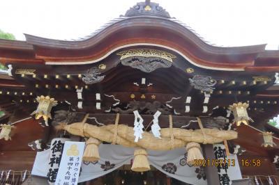 久し振りに福岡へ旅をしました⑥櫛田神社へ