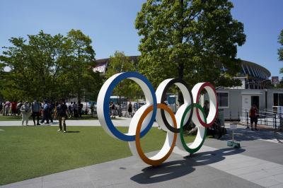 【東京】オリンピック開催前日のスタジアム周辺散策