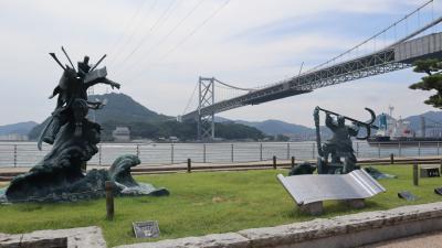 梅雨明けの北九州・博多・長崎3泊4日(門司港・下関編)