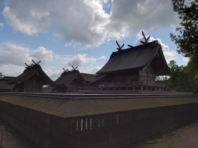 GW 山陰の旅(2)石見銀山~出雲大社