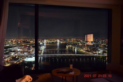 【宿泊レポ☆77】湾岸エリア眺望抜群!!三井ガーデンホテル豊洲ベイサイドクロス
