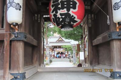 久し振りに福岡へ旅をしました⑦櫛田神社その2)