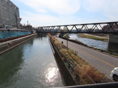 京都 琵琶湖疏水 鴨川運河1(Kamogawa Canal, Biwako Canal, Kyoto, JP)