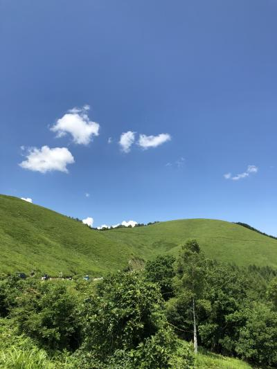 2021/7 信州ビーナスライン・美ヶ原・霧ヶ峰・白樺湖