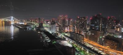 インターコンチネンタル東京ベイクラブルームに宿泊したけれど・・・