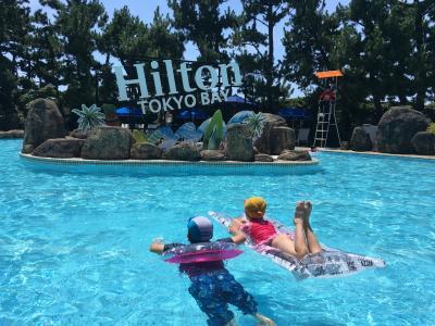 2021年 真夏のヒルトン東京ベイ滞在期