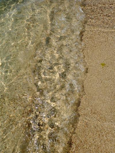 また氷見で海水浴、のち砺波