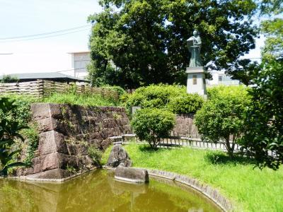大阪・高槻 キリシタン大名・高山右近のご城下と西国街道芥川宿をぶらぶら歩き旅