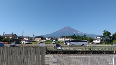 富士山吉田口を歩こう