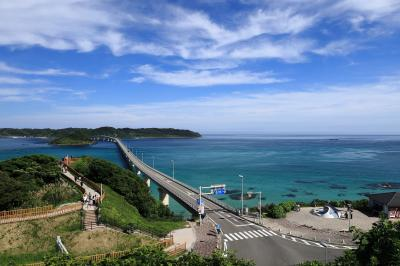 ぶちええ!山口(3)。コバルトブルーの角島大橋は絶景すぎ!
