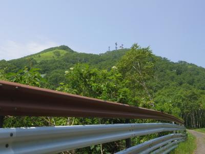 7月の4連休は、どこかにマイルで千歳へ(1.千歳駅のホテルと紋別岳登山)