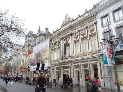 2019年ベルギーのX'sマーケット巡り【30】アントワープ初日の町歩きへ