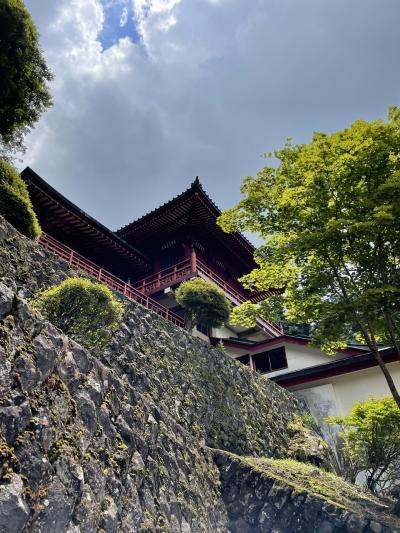 坂東三十三所 第18番 中禅寺