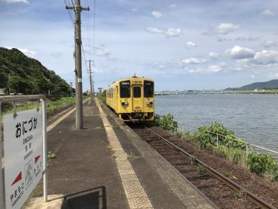 2021夏の青春18きっぷ乗り鉄旅 JR九州完乗編 その1