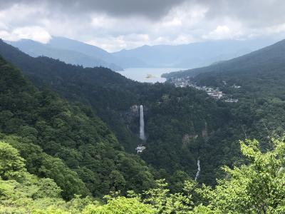 2021夏休みに中禅寺湖へ行きました