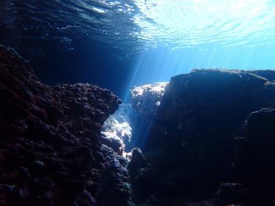 超おひさ~な宮古島でリフレッシュ旅 Vol. 4☆3日目 念願の地形ダイビング♪