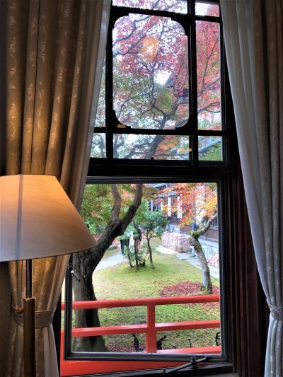 古都一人旅★奈良ホテル★三笠の和朝食とアインシュタインのピアノのある桜の間など…◇