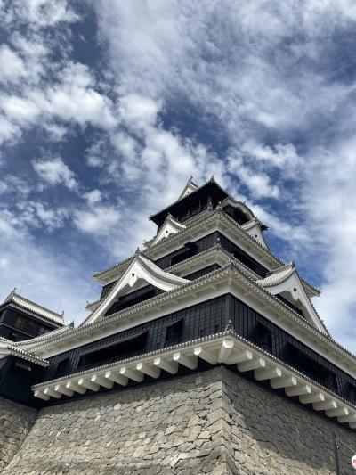 太宰府天満宮と熊本城へ 歴史と震災を学ぶ旅
