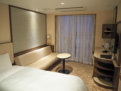 北海道旅行2021〈1〉大洗ランチとフェリー「さんふらわぁ さっぽろ」乗船&個室について