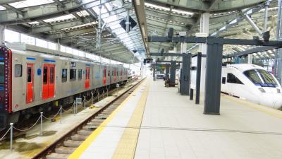 新JR長崎駅見学メイン目的 長崎1泊2日旅【新JR長崎駅在来線駅構内散策編】