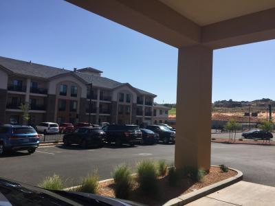 アリゾナ州 ページ ー 新しい地区のホテルにチェックイン